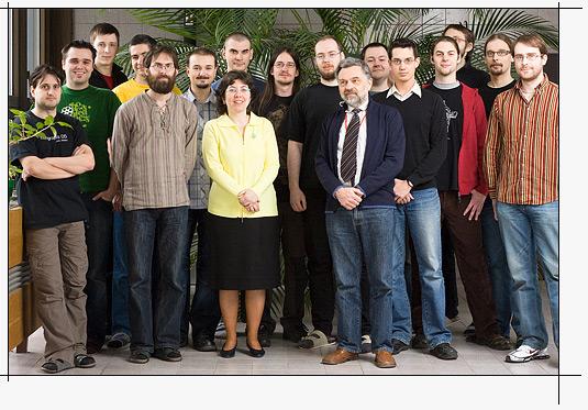 CGDV Team, 2009